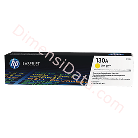 Jual Toner HP Yellow 130A [CF352A]